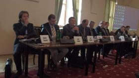 Kulatý stůl k Ukrajině v Senátu - 2014
