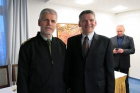 neformální setkání s NGŠ leden 2014