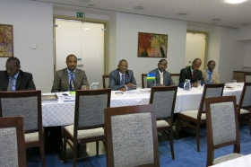 Prezentace pro delegaci MO Rwandy 2014