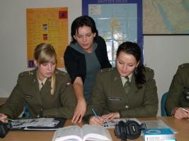 Vzdělávací a vědecká činnost na Univerzitě obrany